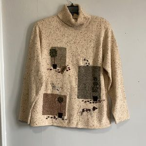 TanJay Vintage Sweater Size M